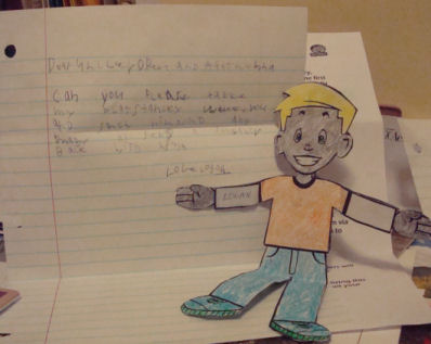 Flat Stanley Letter Examples from www.wannainelpaso.com